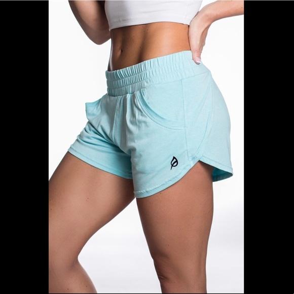 P Tula Shorts Ptula Maribel Relaxer Short Poshmark The leggings are $65 and so worth it! p tula maribel relaxer short